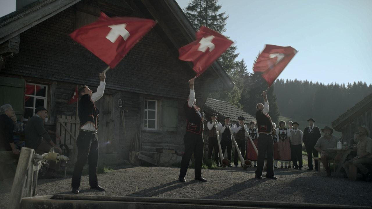 SWITZERLAND TOURISM - The Visit -