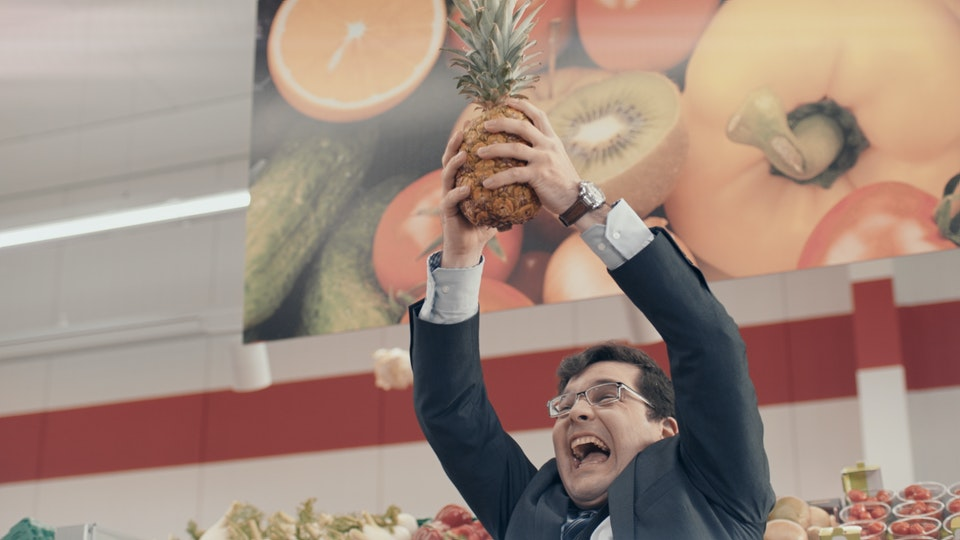 DENNER SUPERMARKET - Slow-Motion