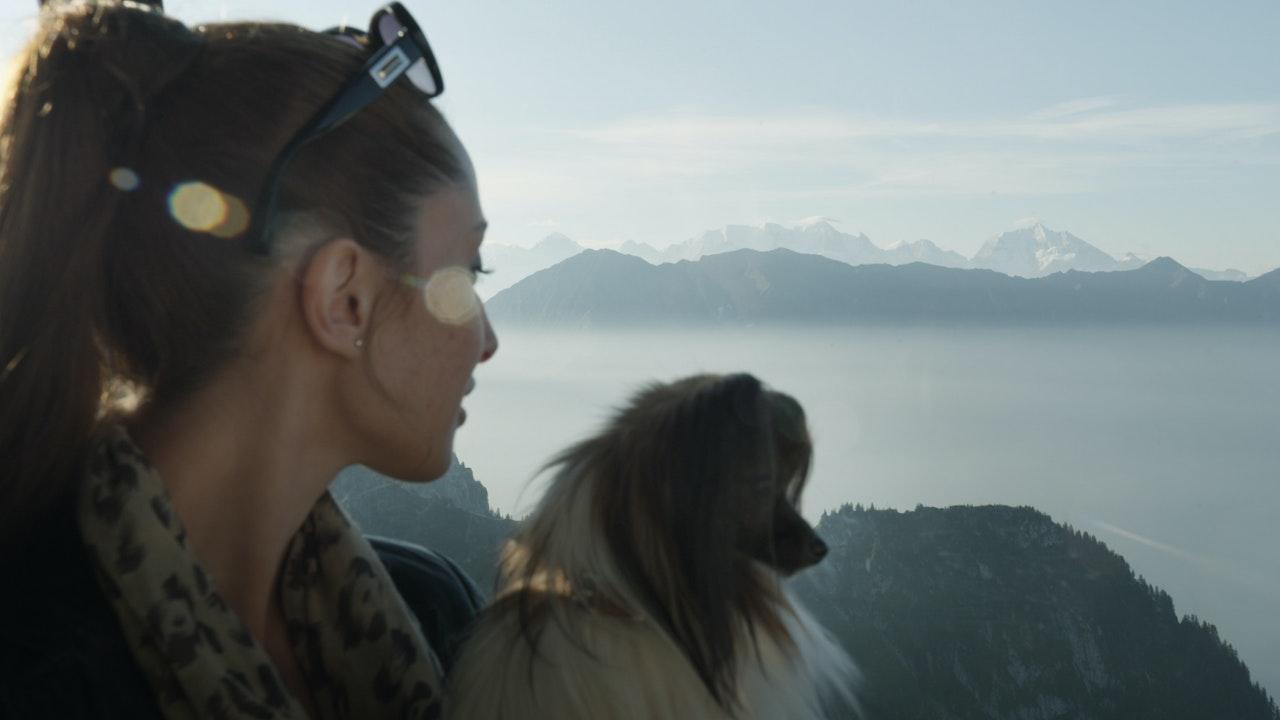 SWITZERLAND TOURISM - Traces -