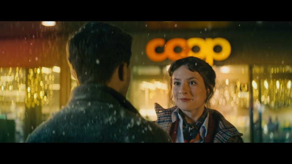 COOP SUPERMARKET - Lulu & Louis (Christmas 2019)