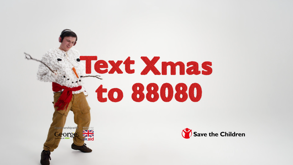 Save The Children, Christmas Jumpers.