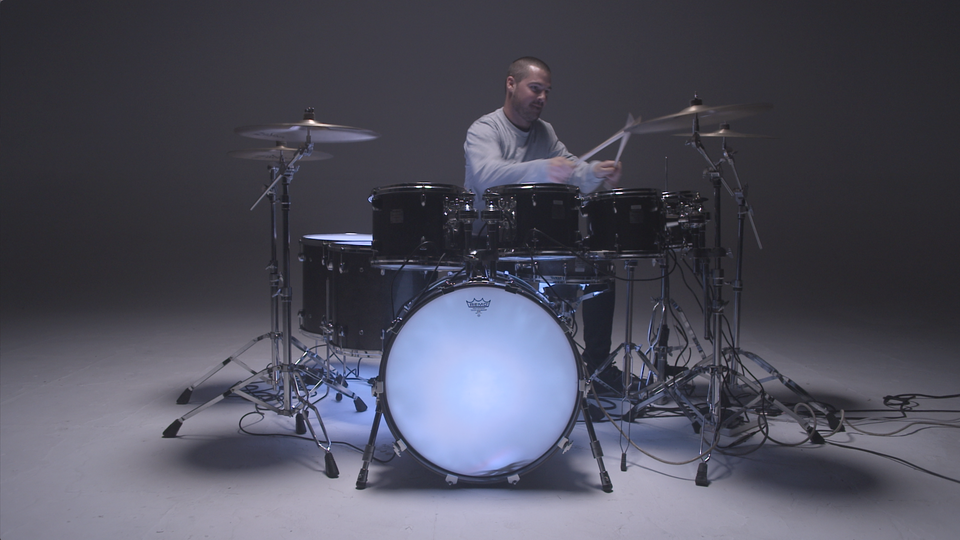 Light Percussion.