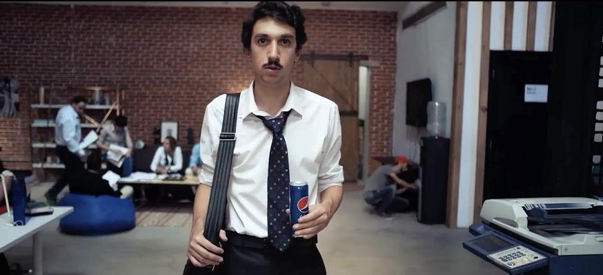 Pepsi-new hairdo