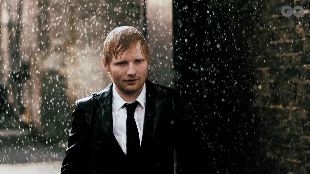 GQ: Ed Sheeran -