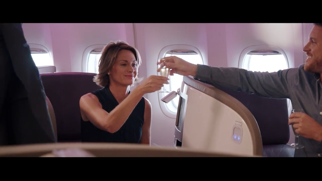 Virgin Atlantic -