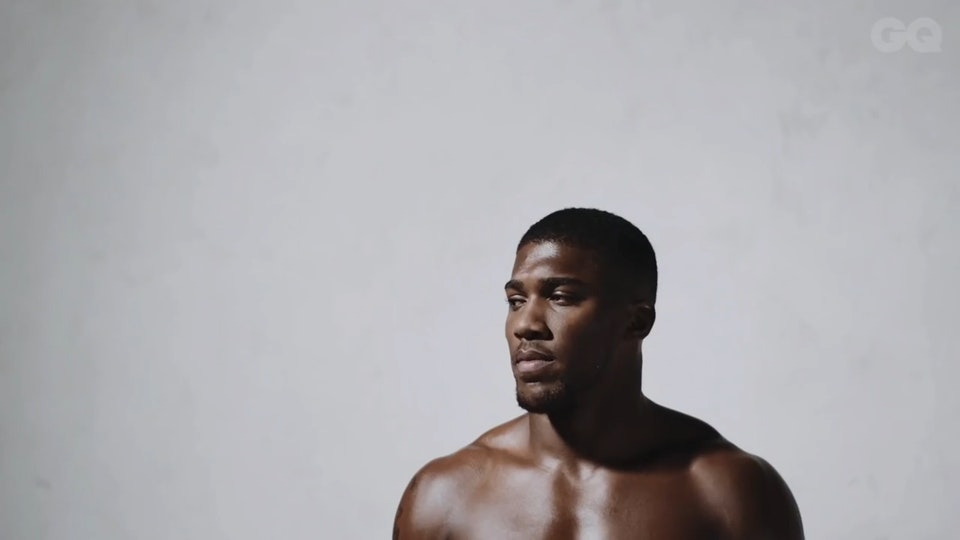 GQ - Anthony Joshua -