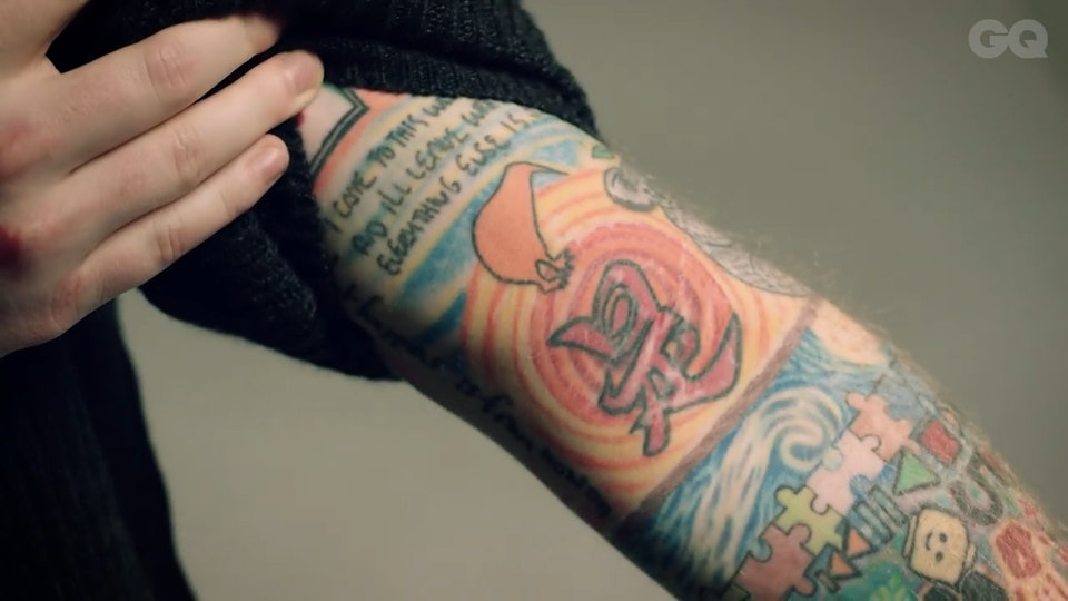GQ: Ed Sheeran