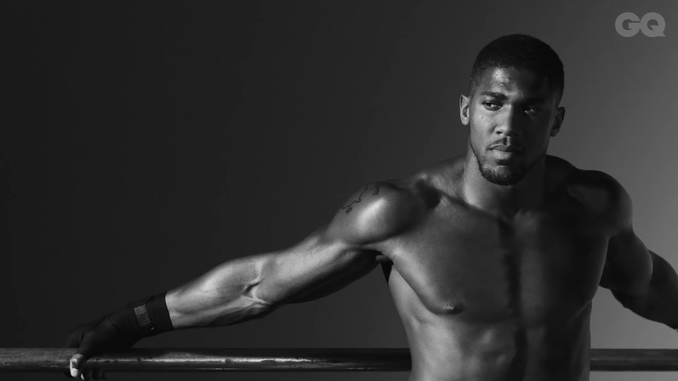 GQ - Anthony Joshua