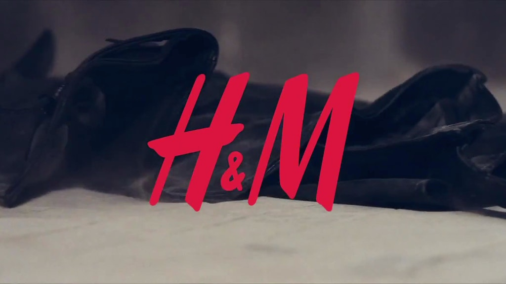 """H&M: Divided Grey """"The Grey Concept"""""""