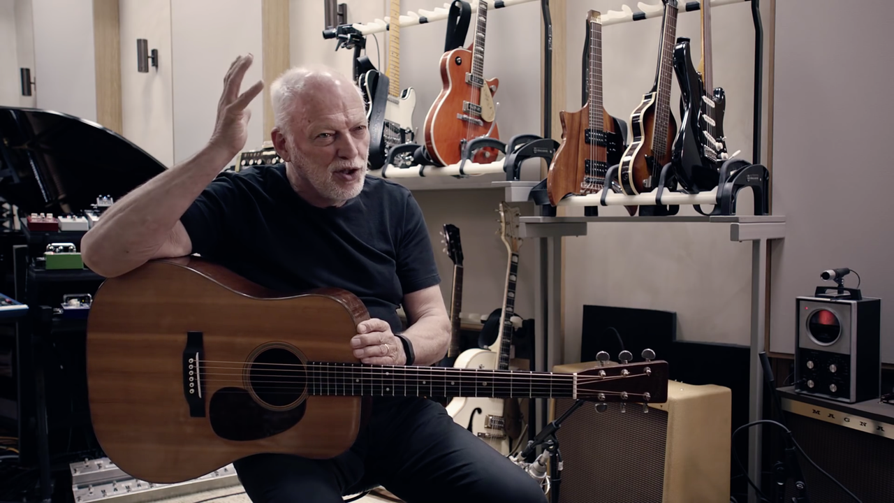 David Gilmour - Spotify Interview
