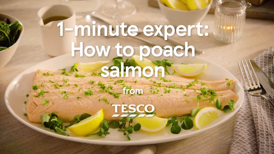 Tesco - 1 Minute Expert