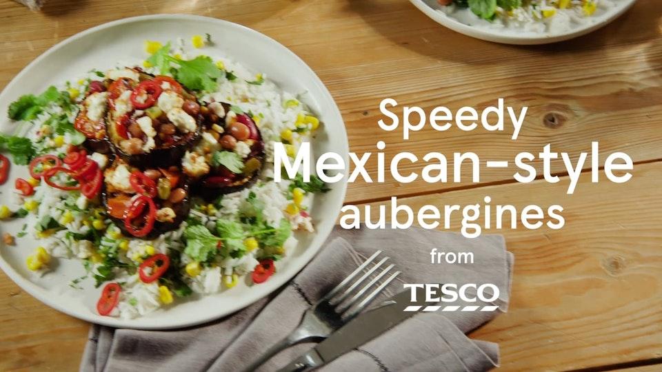 Tesco Speedy Recipes