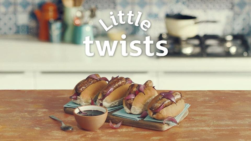 Sainsburys - Little Twists