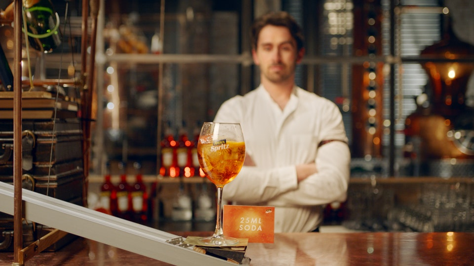 Aperol Spritz - The Perfect Serve