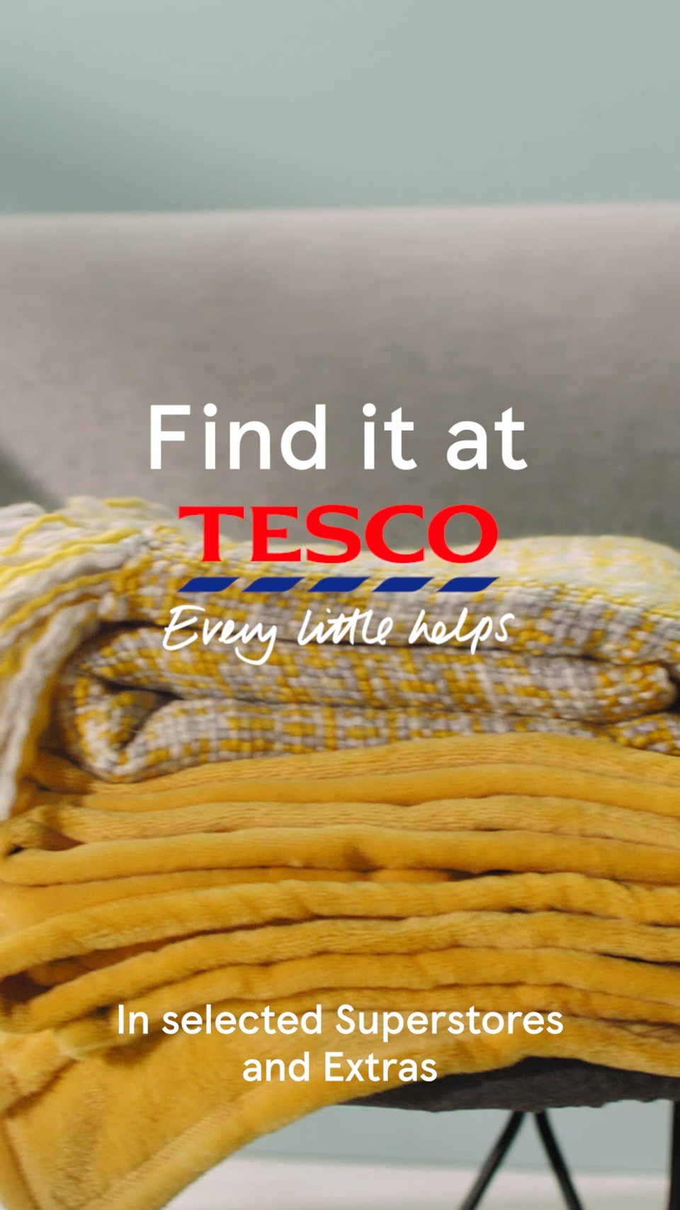 Tesco Home - Live & Sleep