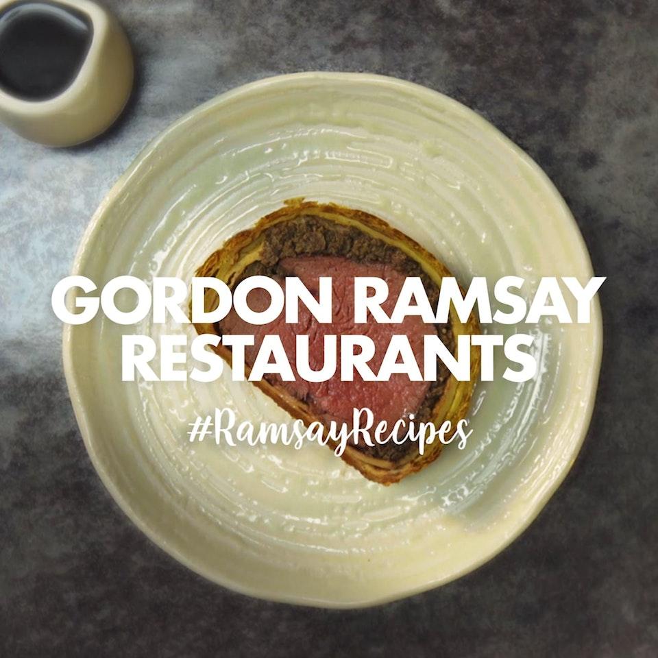 Gordon Ramsay - #RamsayRecipes