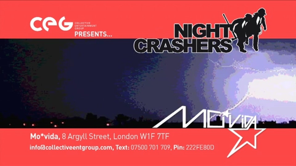 Nightcrashers Promo