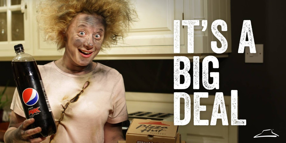 Pizza Hut Delivery - The Big Deal