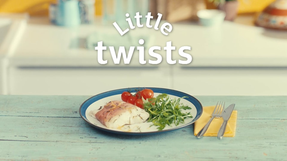 Sainsburys - Little Twists