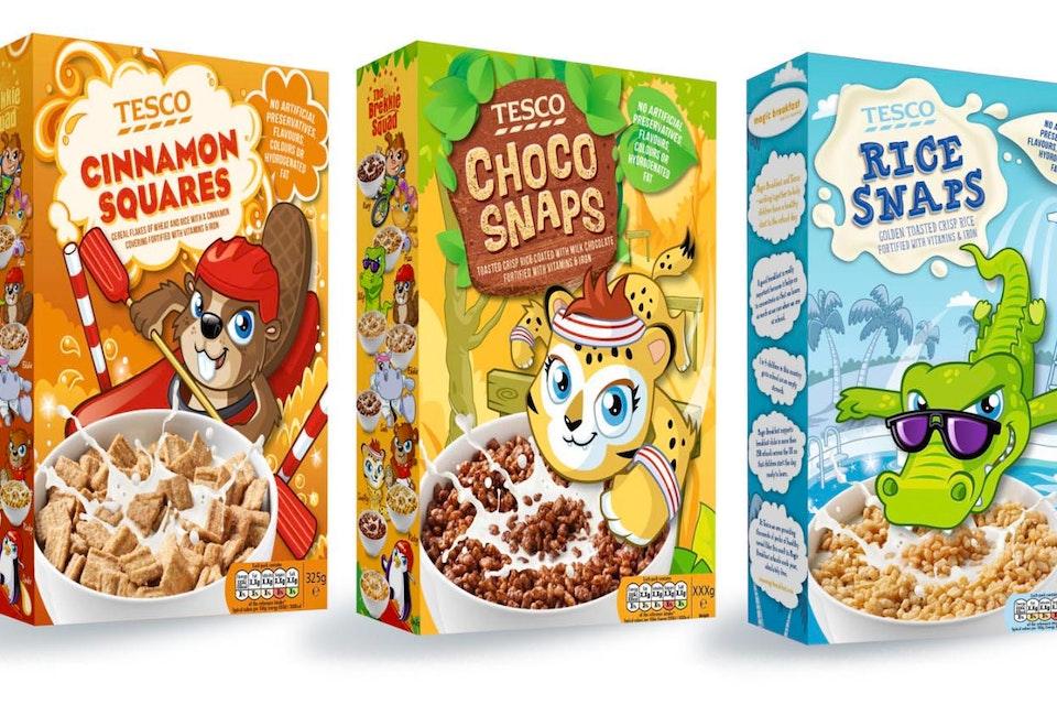 Packaging artwork