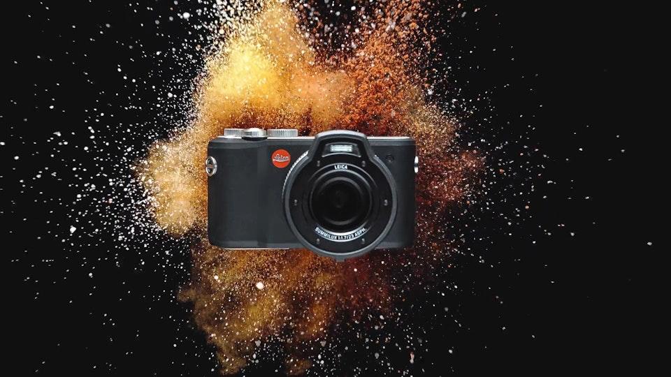 Leica X-U - Anytime, anywhere, now