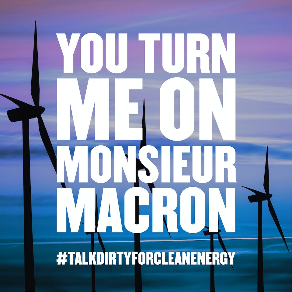 Talk Dirty for Clean Energy e367bc7f412b2b2a