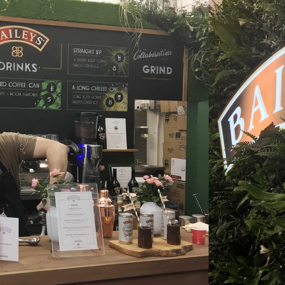 Baileys. Iced Coffee 4