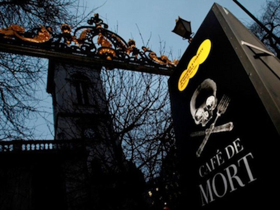 MKANDPA - Remember a Charity. Cafe De Mort
