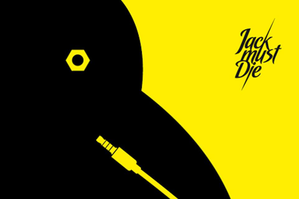 MKANDPA - Jabra Headphones. Jack Must Die