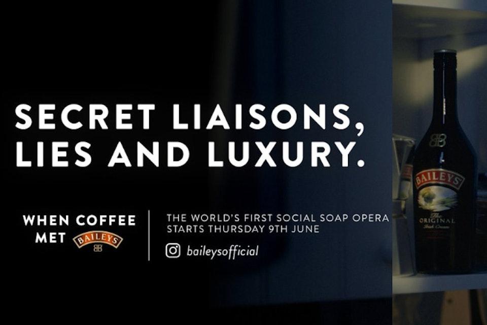Baileys. Social Soap Opera - 2