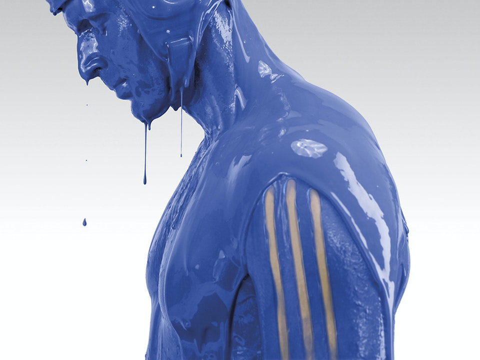 MKANDPA - Adidas. It's Blue. What Else Matters?