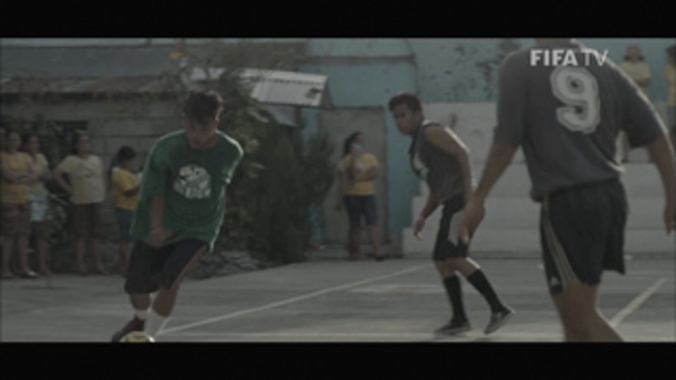 Futsal Prison Outreach - Philippines