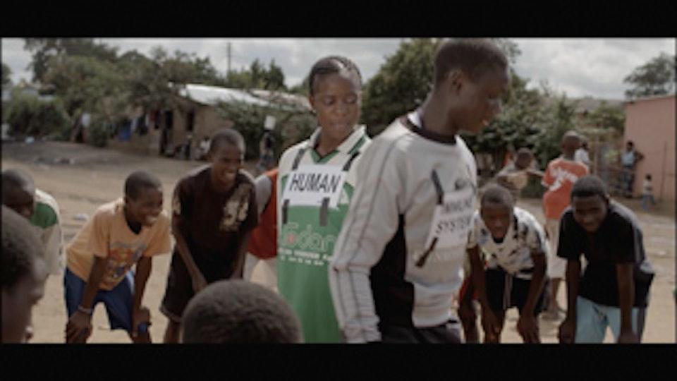 Grassroots Soccer - Zambia
