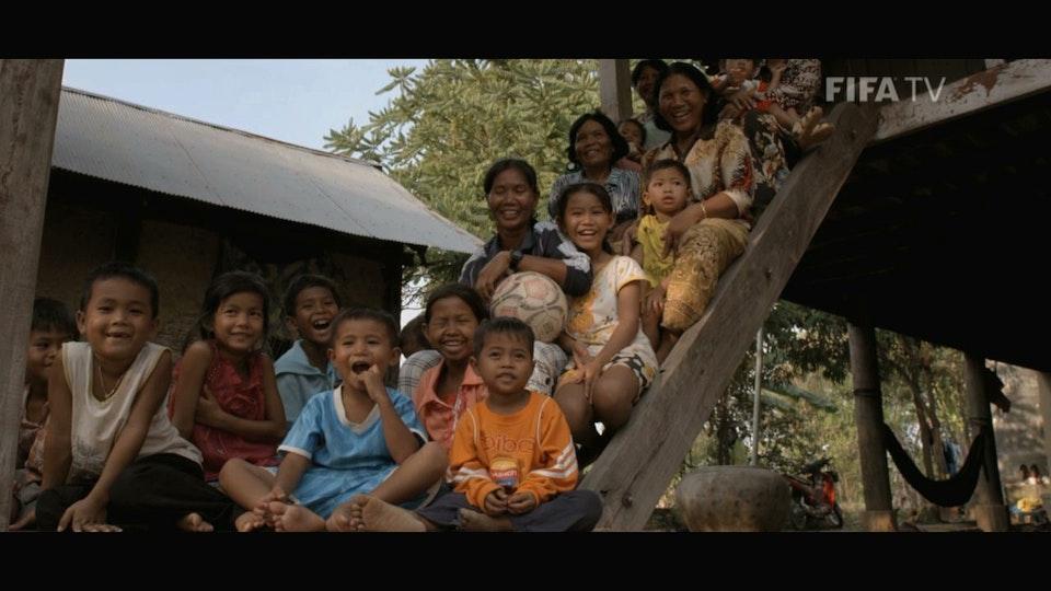 Spirit of Soccer - Cambodia