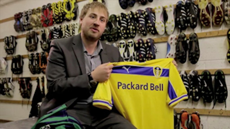 NPower - 'The Legendary Leeds United Shirt'