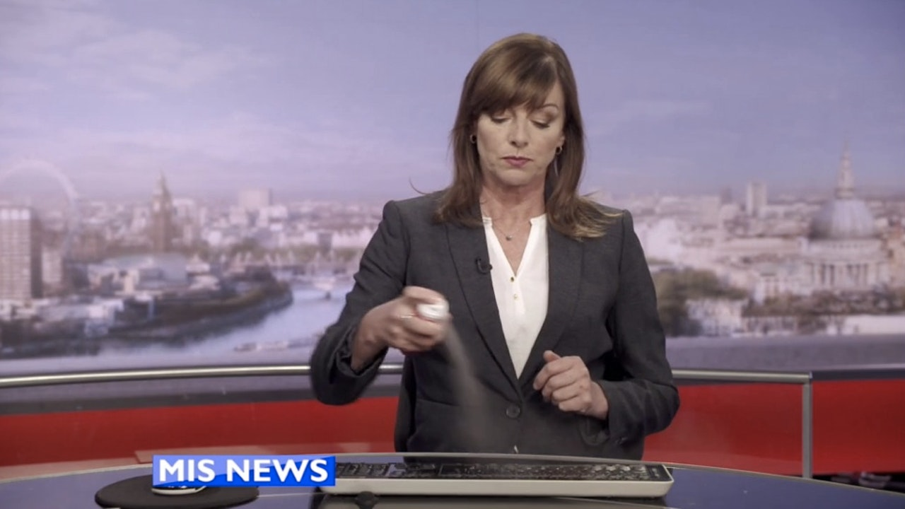 "BBC ""Newsreader"""