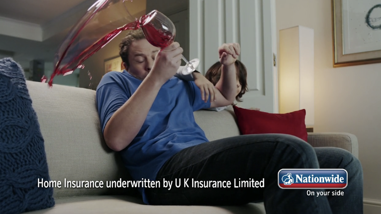 "Nationwide Idents ""Hugs"""