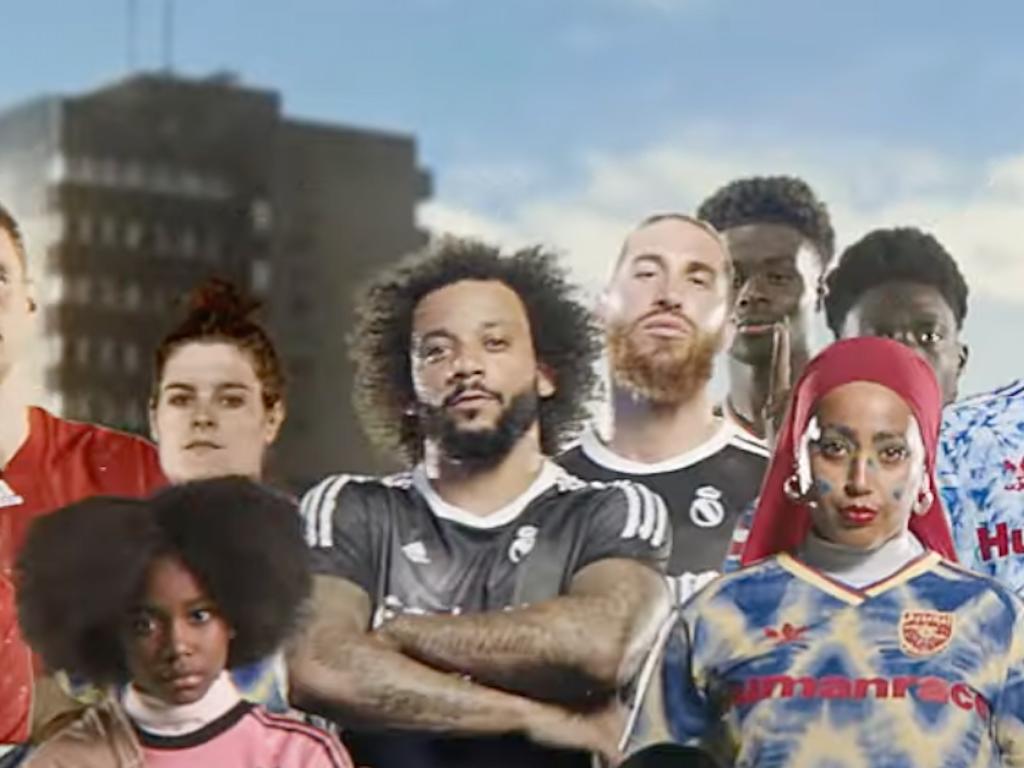 "adidas ""Human Race FC"""