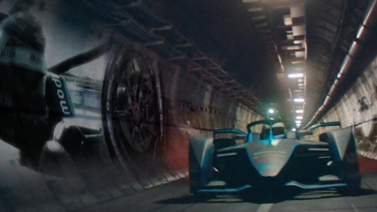 """Formula E """"The final car swap"""""""