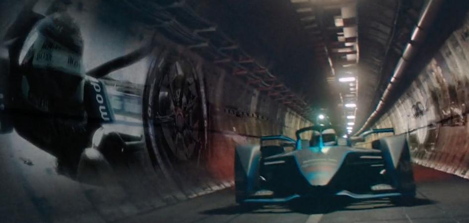 """Formula E """"The final car swap"""" -"""
