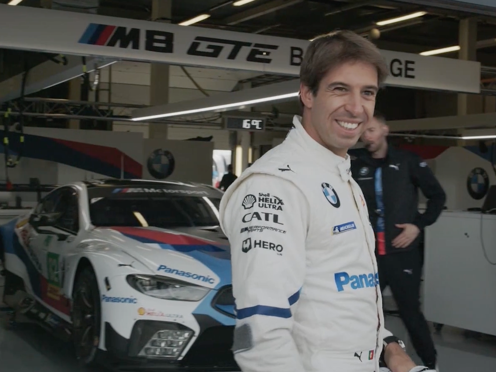 "Formula E / BMW ""Off the Grid - Da Costa"" WEC UK"