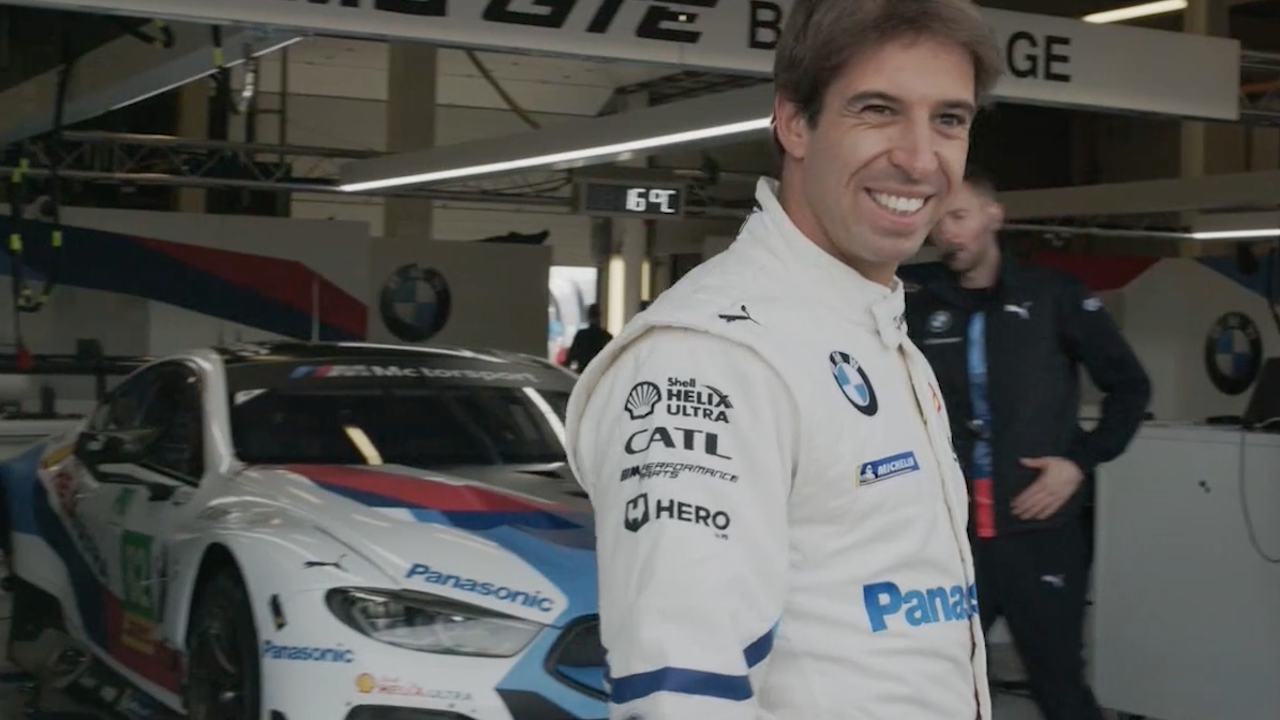 "Formula E / BMW ""Off the Grid - Antonio Felix Da Costa"" - WEC UK"