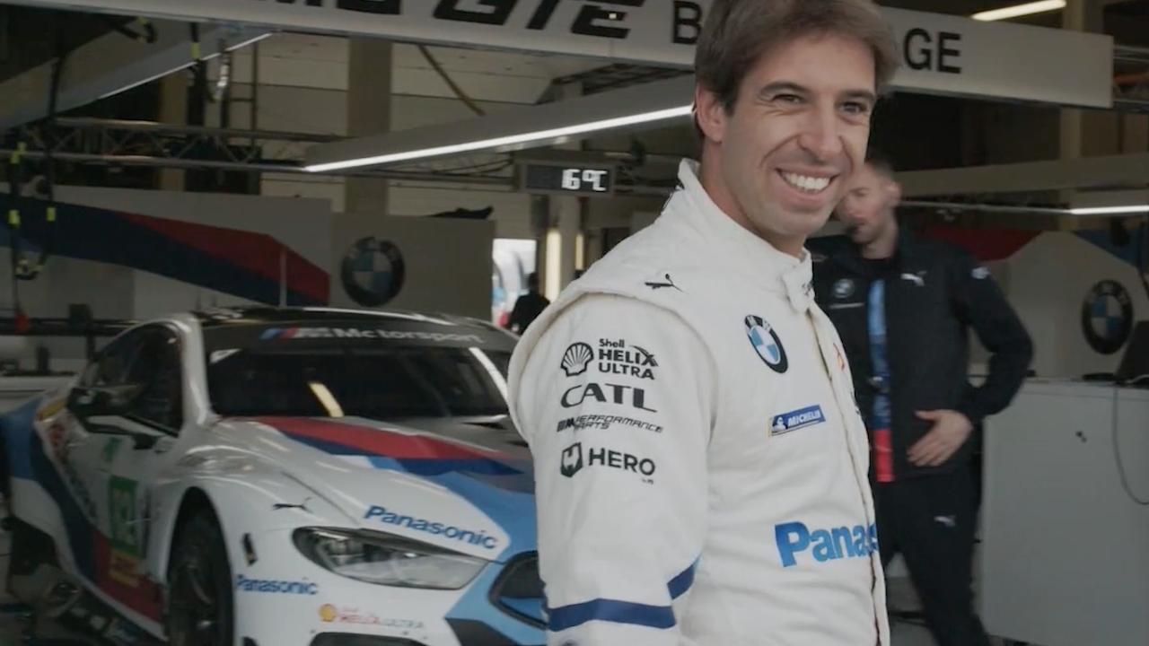 "Formula E / BMW ""Off the Grid - Antonio Felix Da Costa"" - WEC UK"