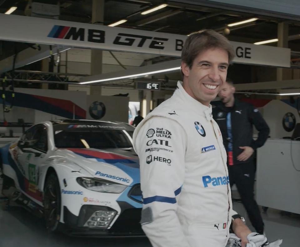 "Formula E / BMW ""Off the Grid - Antonio Felix Da Costa"" - WEC UK -"