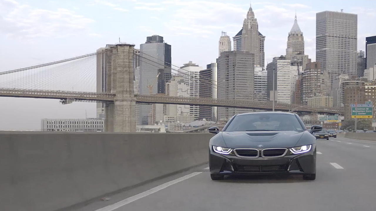 "Harman Kardon / BMWi8- ""Driving the Sound of the Future"" - NYC"
