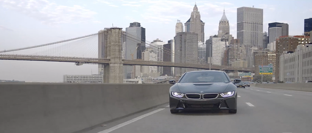 Harman Kardon / BMWi8- Driving the Sound of the Future - NYC