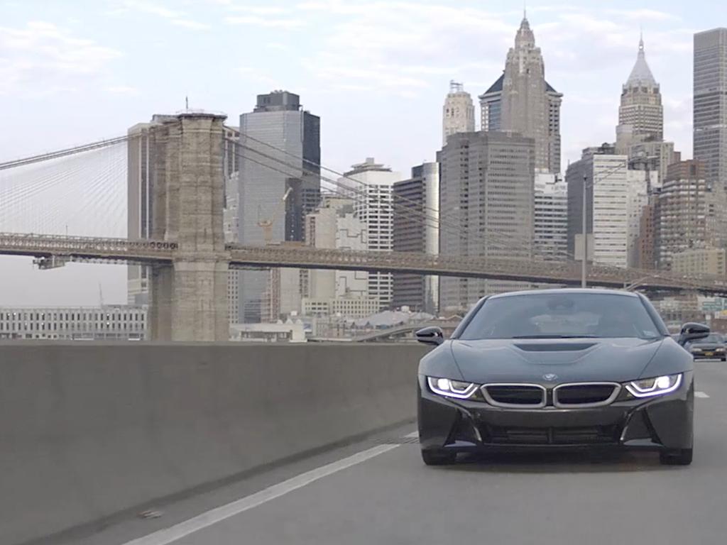 "Harman Kardon / BMWi8- ""Driving the Sound of the Future"" - NYC"