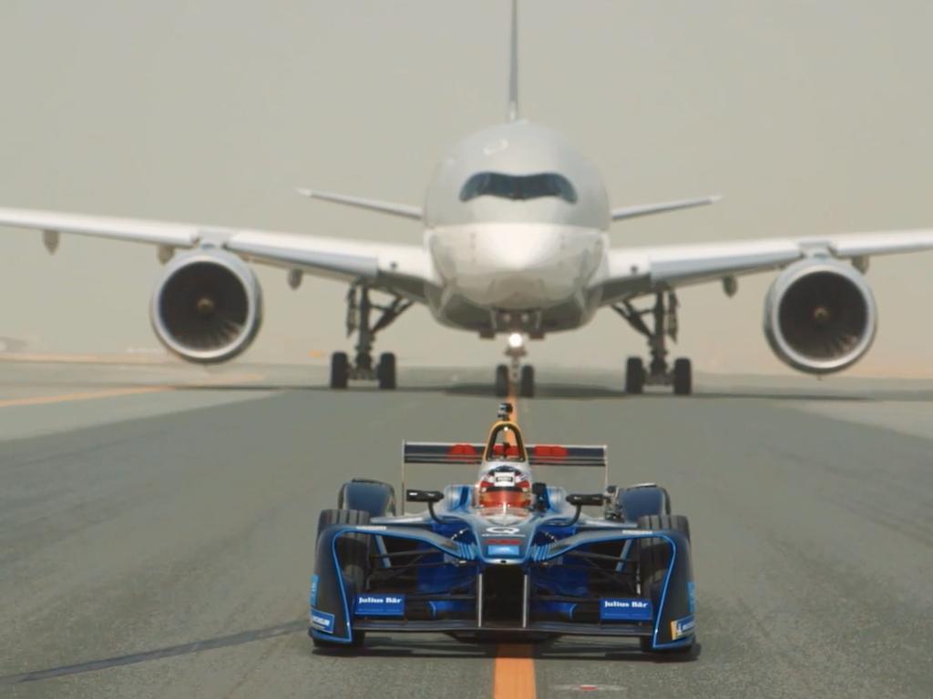 Qatar Airways | Car vs Plane