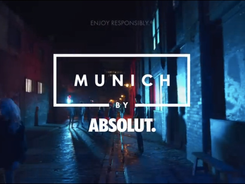 "Absolut Vodka ""Locals""   (UK)"