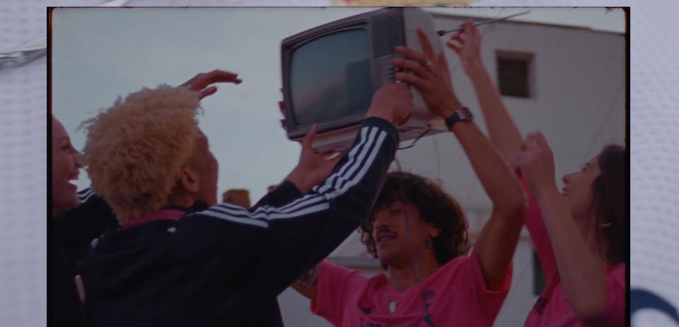 adidas Real Madrid home & away kit -